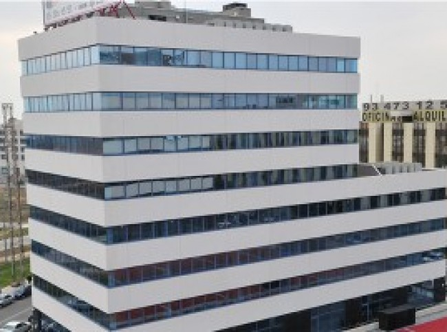 Alquiler oficina de 162m2 en Sant Just Desvern.