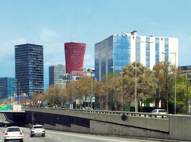 EDIFICIO DE OFICINAS  4000 M2