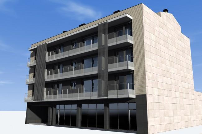Dúplex en Carretera Reial 23-27 nueva a estrenar en Sant Just Desvern